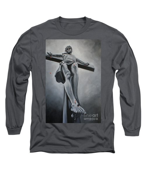 The Crucifixion Long Sleeve T-Shirt