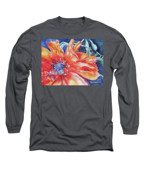 The Dance Long Sleeve T-Shirt by Mary Haley-Rocks