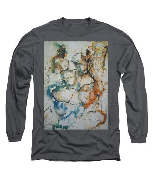 The Dance Long Sleeve T-Shirt by Raymond Doward