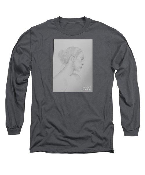 The Dancer Long Sleeve T-Shirt