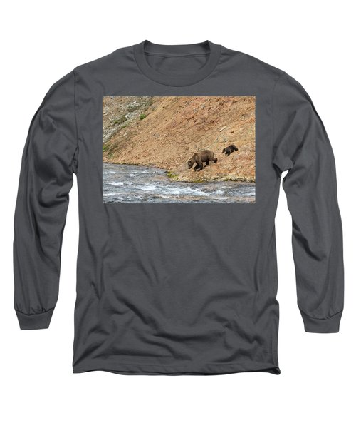 The Danger Has Passed Long Sleeve T-Shirt