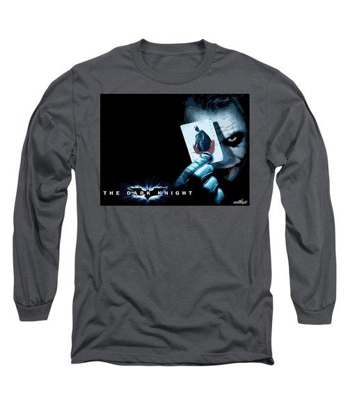 The Dark Knight Long Sleeve T-Shirt