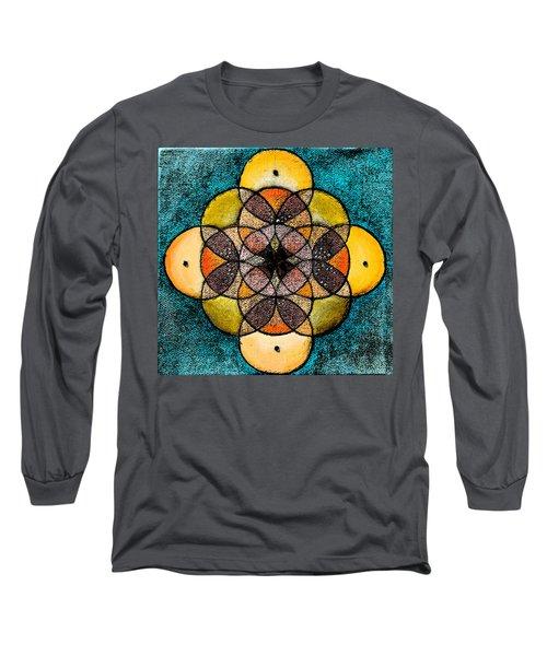 The Dark Shell Long Sleeve T-Shirt