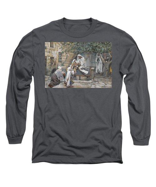 The Daughter Of Jairus Long Sleeve T-Shirt