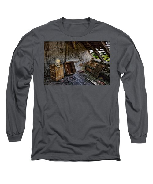 The Demise Of Mr Potter Long Sleeve T-Shirt