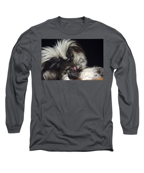 Long Sleeve T-Shirt featuring the photograph The Dentist by Lisa L Silva