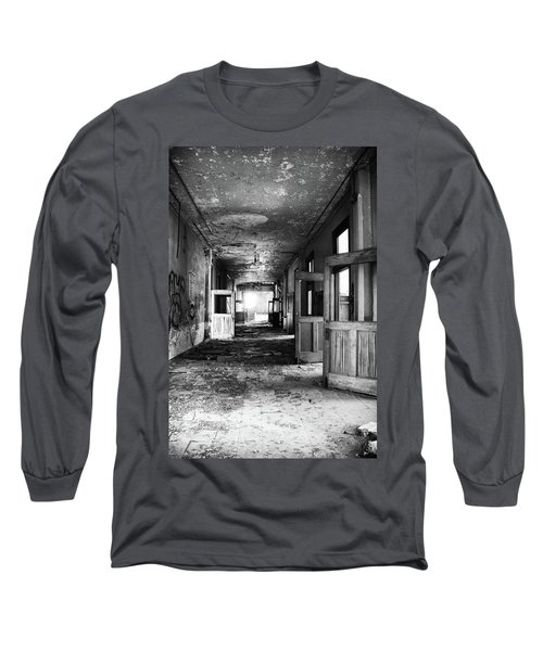 The Doors Are Open Long Sleeve T-Shirt