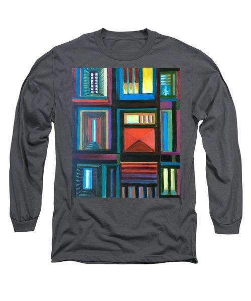 The Doors Of Hope  Long Sleeve T-Shirt