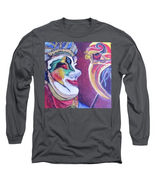 The Dr. Long Sleeve T-Shirt