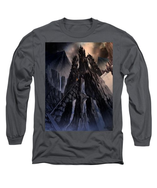 The Dragon Gate Long Sleeve T-Shirt