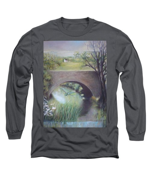 The Dragonfly Long Sleeve T-Shirt
