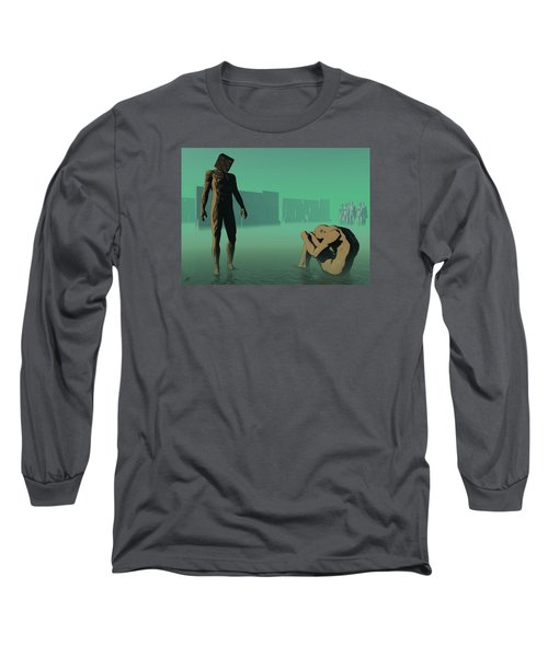 The Dream Of Shame Long Sleeve T-Shirt