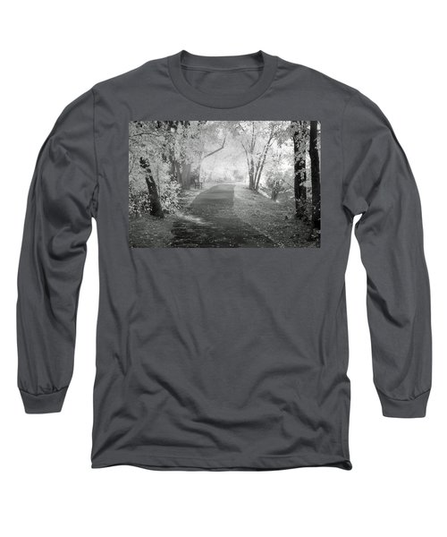 Long Sleeve T-Shirt featuring the photograph The Dreams Of October by Tara Turner