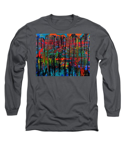 The Drip Long Sleeve T-Shirt