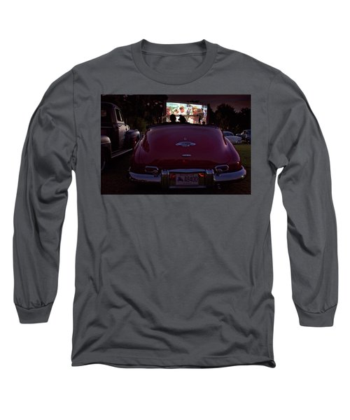 The Drive- In Long Sleeve T-Shirt