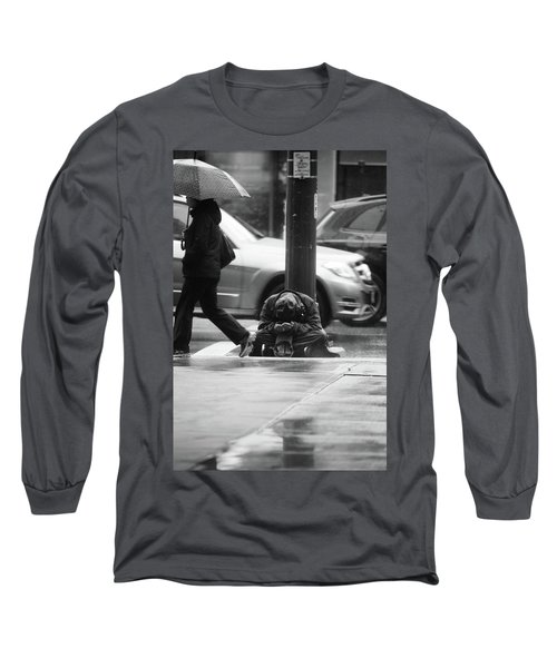 The Dry People Long Sleeve T-Shirt by Empty Wall