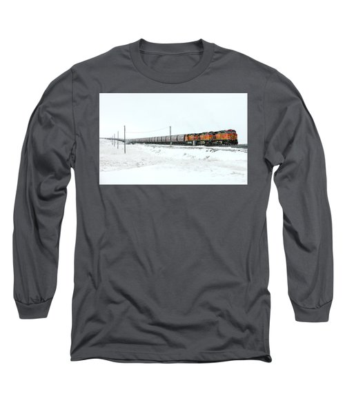 The Eleven Fifteen Long Sleeve T-Shirt