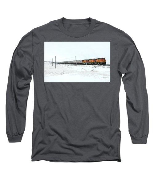 The Eleven Fifteen Long Sleeve T-Shirt