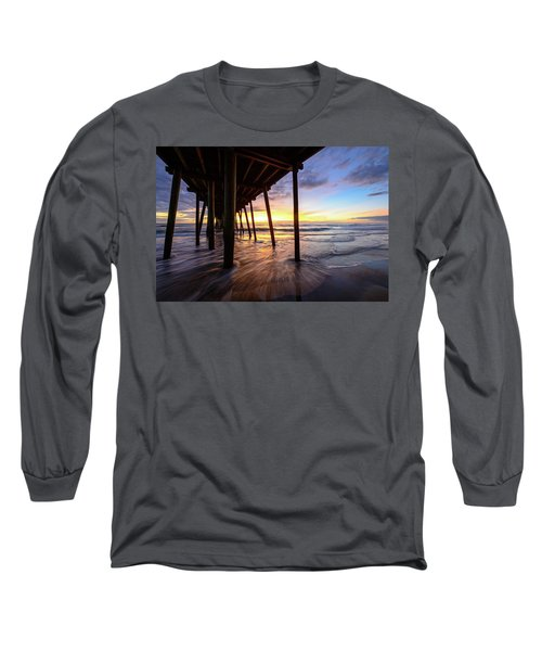 The Enchanted Pier Long Sleeve T-Shirt