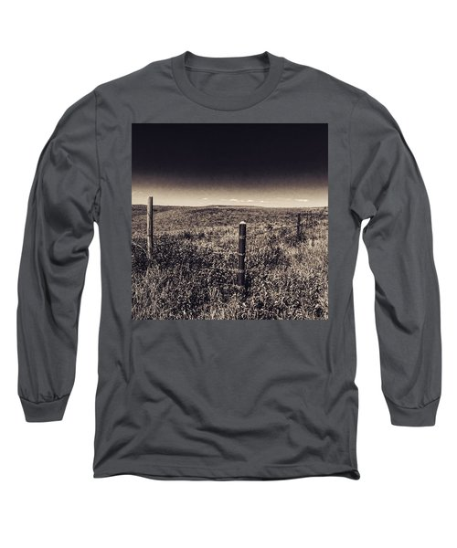 The End Of The Range Long Sleeve T-Shirt