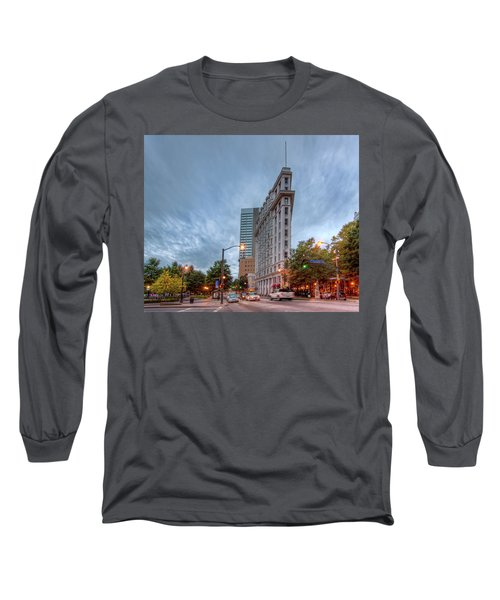 The English--american Building. Atlanta Long Sleeve T-Shirt