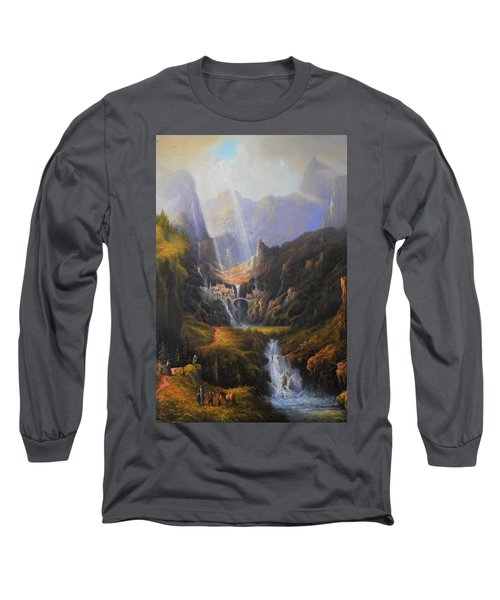 The Epic Journey Long Sleeve T-Shirt