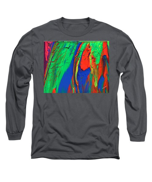 The Escape Long Sleeve T-Shirt