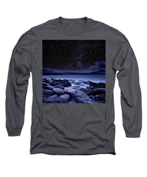 Long Sleeve T-Shirt featuring the photograph The Essence Of Everything by Jorge Maia