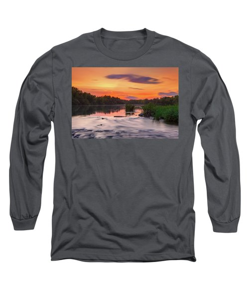 The Eve On The River Long Sleeve T-Shirt