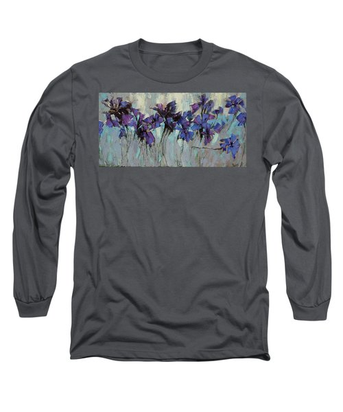 The Evening Was Silver. Long Sleeve T-Shirt