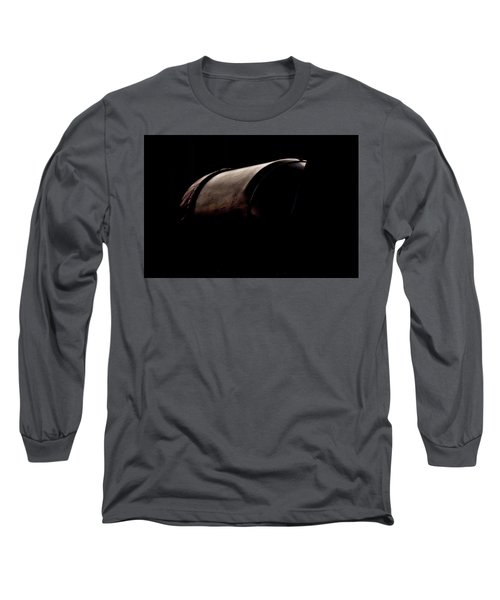 The Exhaust Long Sleeve T-Shirt by Paul Job