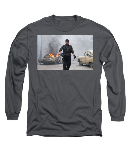The Expendables Long Sleeve T-Shirt