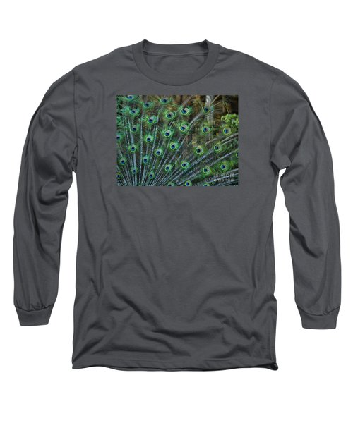 The Eyes Are Upon You Long Sleeve T-Shirt