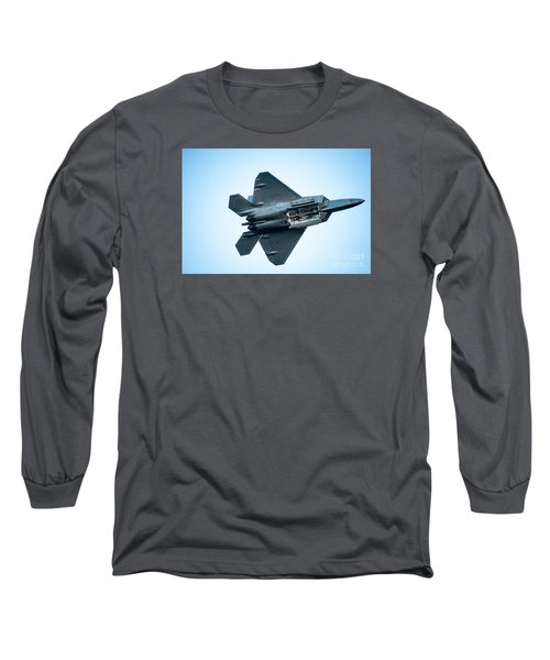 The F22 Raptor Long Sleeve T-Shirt