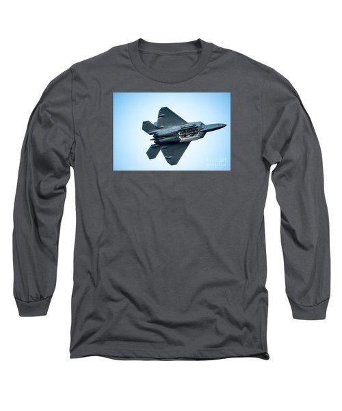 The F22 Raptor Long Sleeve T-Shirt