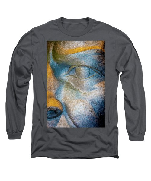 The Face Is A Picture Of The Mind With The Eyes As Its Interpreter. Cicero Long Sleeve T-Shirt