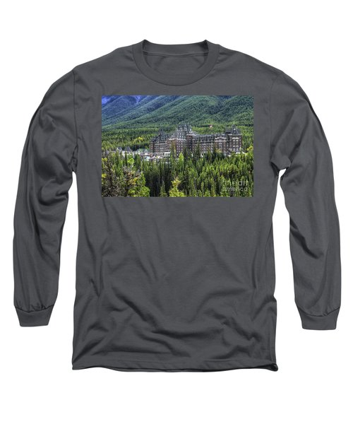 The Fairmont Banff Springs Long Sleeve T-Shirt