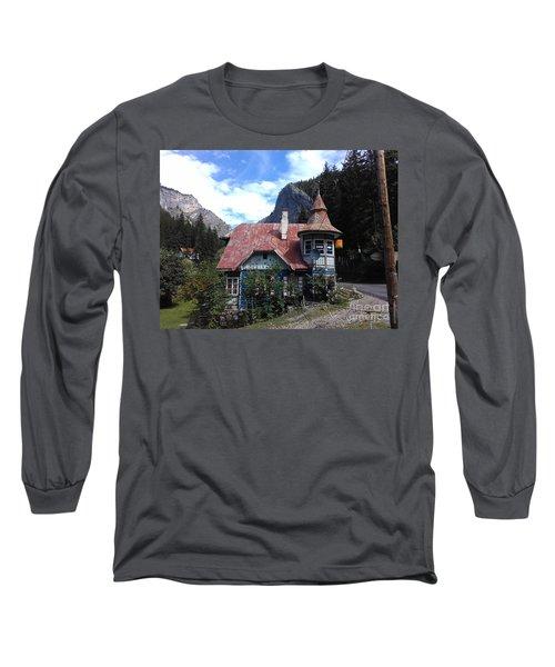 The Fairy Tale House  Long Sleeve T-Shirt