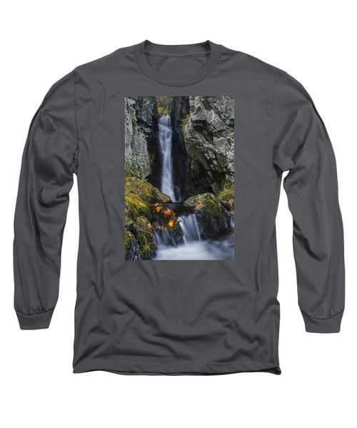 The Fall Of Song In Autumn Long Sleeve T-Shirt