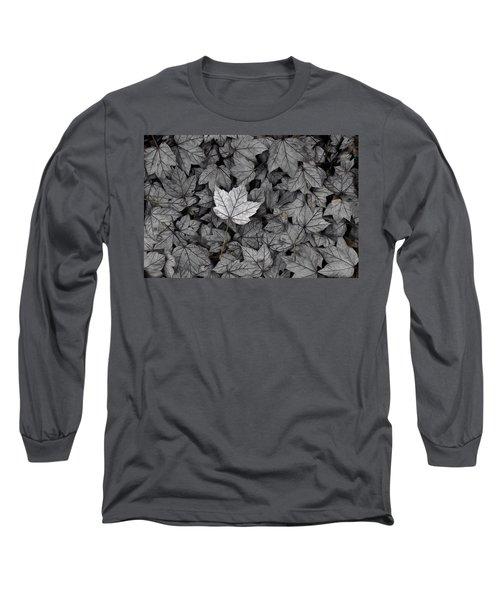 Long Sleeve T-Shirt featuring the photograph The Fallen by Mark Fuller