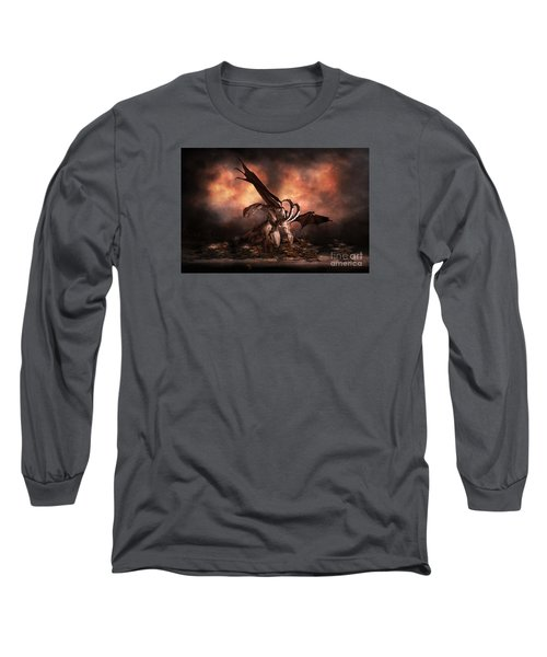 The Fallen Long Sleeve T-Shirt by Shanina Conway