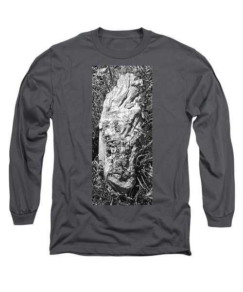 The Fallen - Unhidden Door Long Sleeve T-Shirt