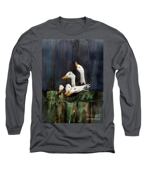 The Family Portrait Long Sleeve T-Shirt
