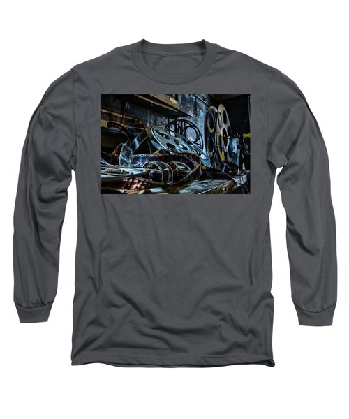 The Film Room Long Sleeve T-Shirt
