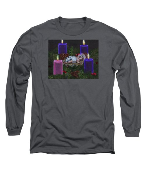The Final Light Ignites Long Sleeve T-Shirt