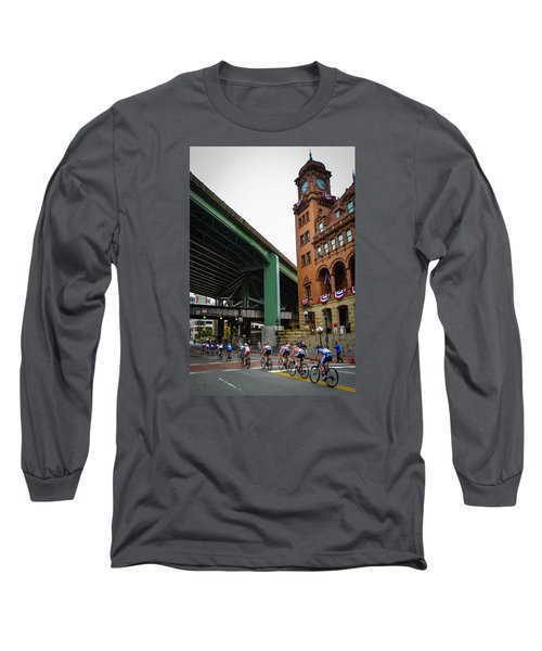 The Final Stretch Long Sleeve T-Shirt