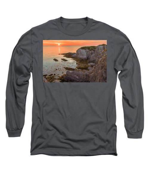 Nova Scotian Sunset Long Sleeve T-Shirt