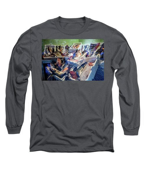 The Fish Market Long Sleeve T-Shirt
