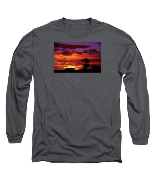 The Flame Thrower Long Sleeve T-Shirt