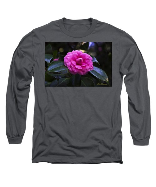 The Flower Signed Long Sleeve T-Shirt